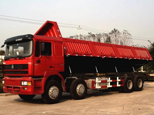 北京自卸车